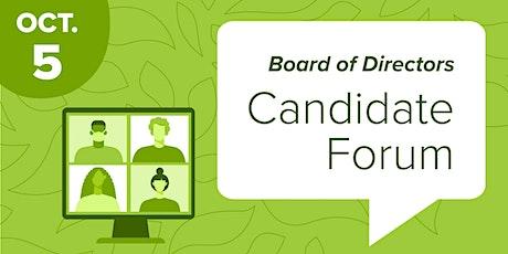 Seward Co-op Board of Directors Candidate Forum tickets
