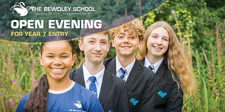 The Bewdley School Open Evening tickets
