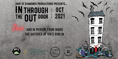 SHY MASCOT | DJACKULATE & H-CI @ In Through The Out Door tickets