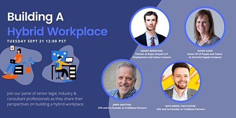 Building A Hybrid Workplace tickets