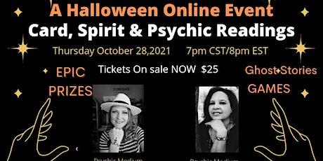 A Halloween Online Event tickets