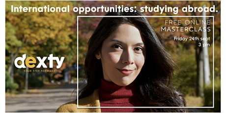 International opportunities: Studying abroad tickets