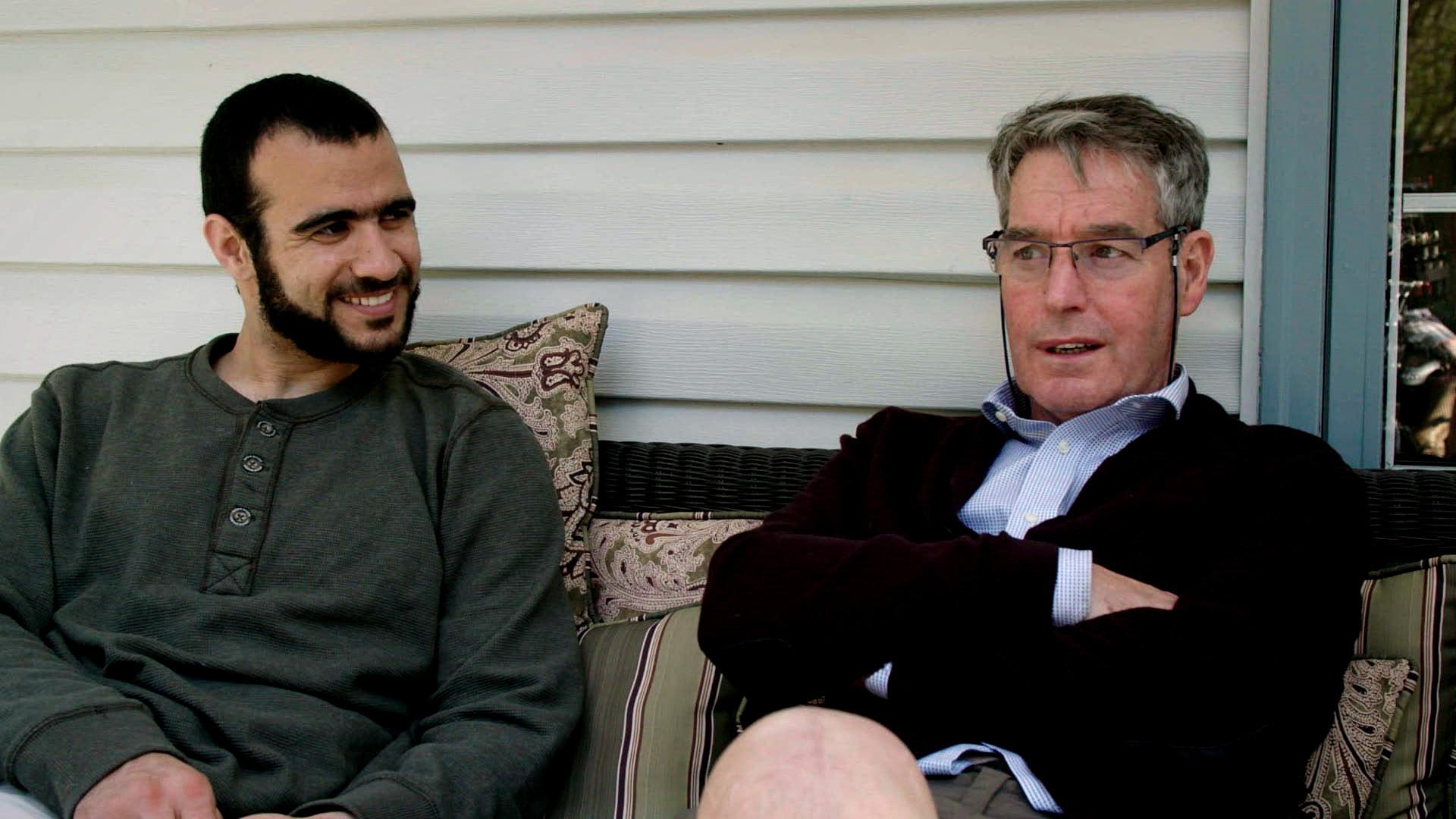 Hear what Omar Khadr's lawyer has to say at lunch on Tuesday, Sept. 15.