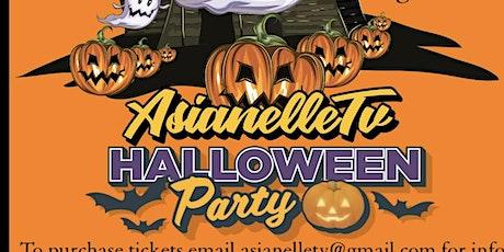 Asianelle TV Halloween Party tickets