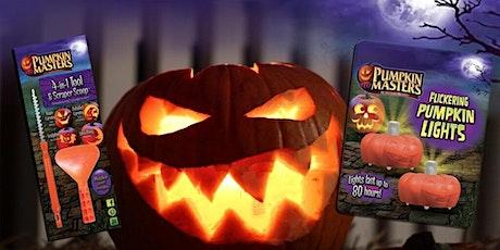 Cambrooke's Virtual Pumpkin Carving Activity tickets