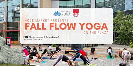 Fall Flow Yoga Series with ExtendYoga tickets