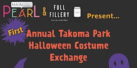 Halloween Costume Exchange tickets