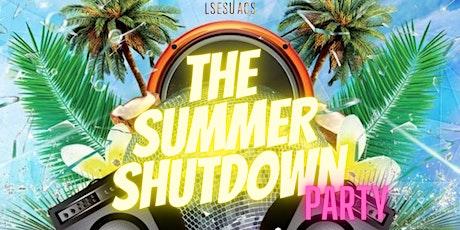 LSESU ACS SUMMER SHUTDOWN tickets