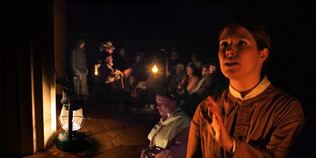 Candlelight Tours (Thursday, October 7 @ 6:10) tickets
