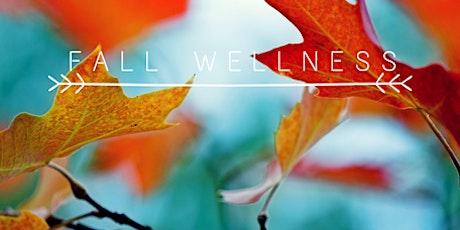 Fall Health & Wellness Event tickets