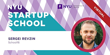 Startup School - Finding and Vetting a Co-Founder tickets