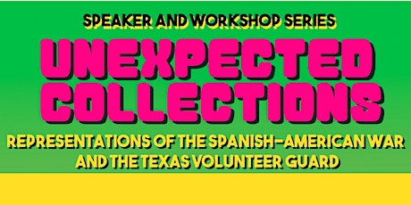 Unexpected Collections: Digital Humanities Series tickets