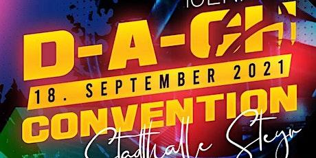 iGENIUS DACH CONVENTION STREAM tickets