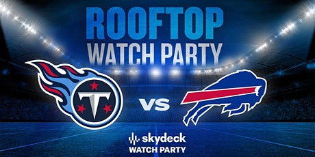Titans vs. Bills Skydeck Watch Party at Assembly Hall tickets
