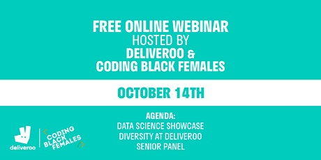 Data Science Showcase with Deliveroo tickets