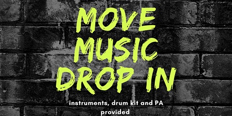 Music Drop In at Move tickets