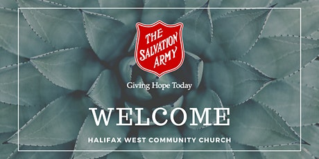Halifax West In-Person Worship Service tickets