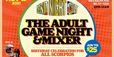 UNO NIGHT OUT tickets