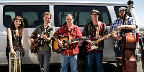 """Wayne """"The Train"""" Hancock w/special guest Anthony Ray Wright Band tickets"""