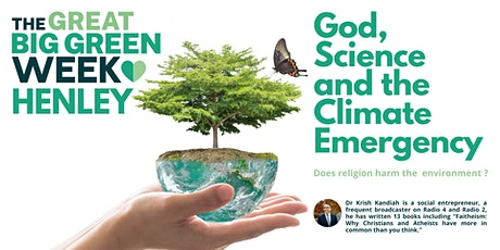 God, Science and the Climate Emergency tickets