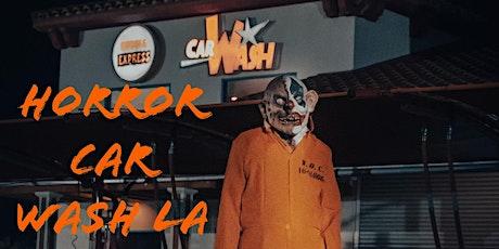 Horror Car Wash LA tickets