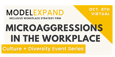 ModelExpand Culture & Diversity Event Series tickets
