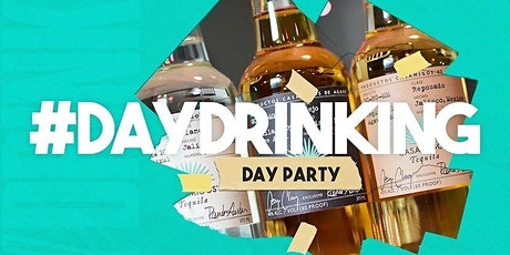 #DayDrinking Day Party w/ DJ HBK & Caution Saturday September 25th 4pm-9pm tickets