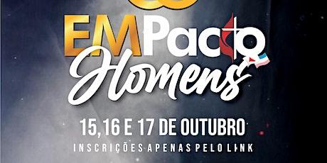 EMPACTO DE HOMENS - METODISTA CENTRAL EM CARIACICA ingressos