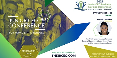 Kalamazoo Youth Business Conference 2021 tickets