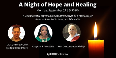 A Night of Hope and Healing tickets