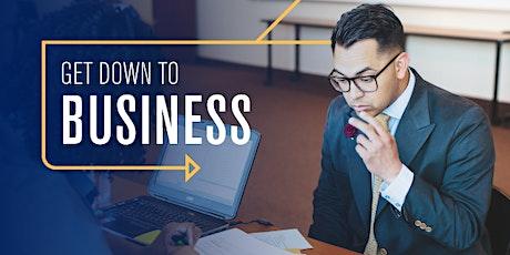 Business Crash a Course entradas