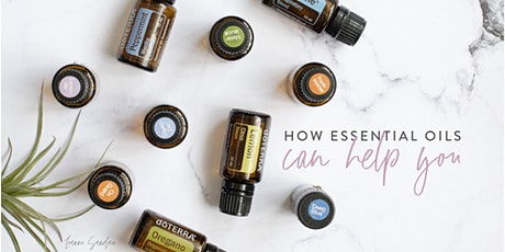 Intro to Essential Oils - IN PERSON tickets