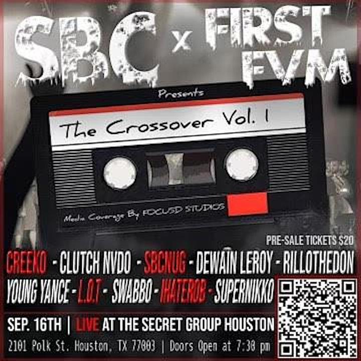 SBC x  FVM: The Crossover Vol. 1 image
