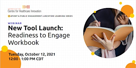 PE Lunchtime Learning: Readiness to Engage Workbook Launch tickets
