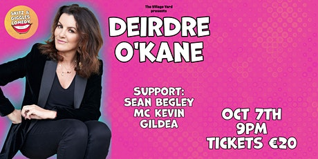 Live Comedy @ The Village Yard with Deirdre O'Kane tickets
