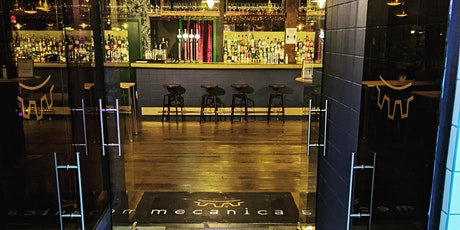 Mecanica Presents An Exclusive Martin Miller's Gin Sampling Evening tickets