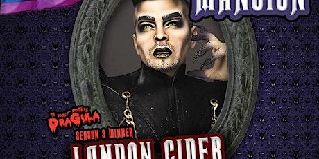 LANDON CIDER AT CNODA! tickets