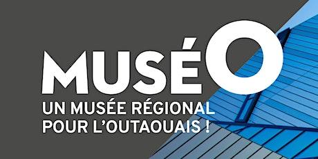 Premier 5à7 du Musée régional de l'Outaouais tickets