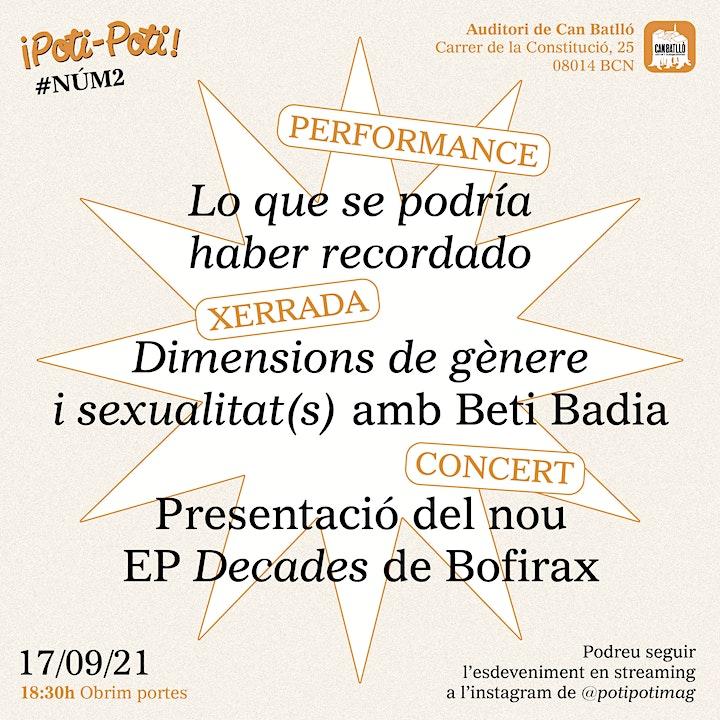 Imagen de Presentació #NÚM2 ¡Poti-Poti! Magazine
