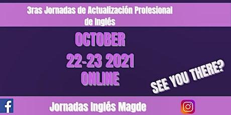 3ras Jornadas De Actualización Profesional de Inglés tickets