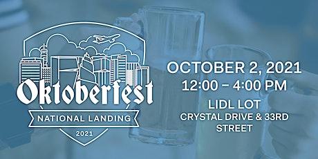 National Landing Oktoberfest tickets