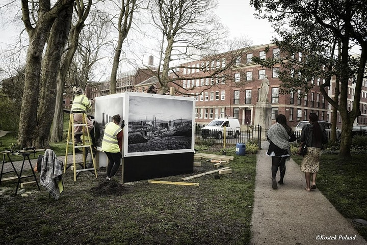 How to present a place and  tell a story by photographs  in Winckley Square image