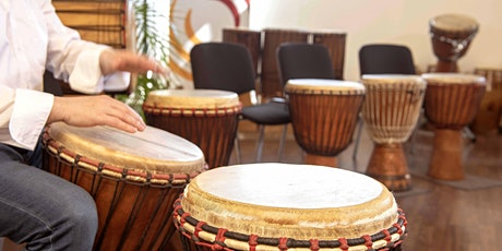 Trommel Workshop - für Anfänger billets