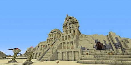 Minecraft: Sphinx und Pyramiden - Wir reisen ins alte Ägypten Tickets