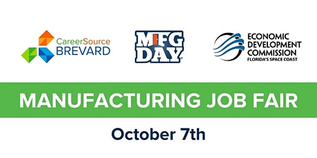 CareerSource Brevard's Manufacturing Job Fair tickets
