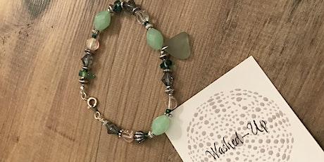 Seaglass Jewellery Workshop tickets