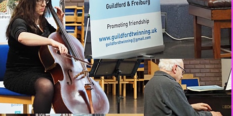 German music for cello and piano tickets