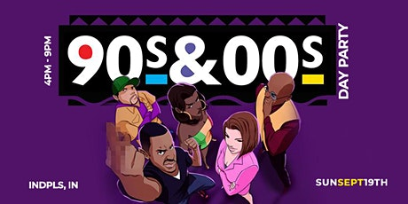 The 99 & 2000s Day Party tickets