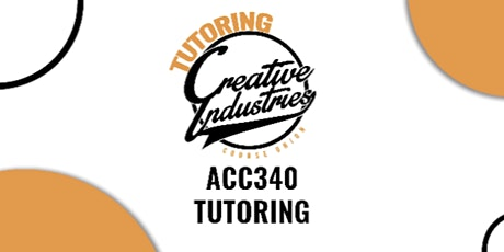 ACC340 Tutoring 2021 Session Monday 6-7pm tickets