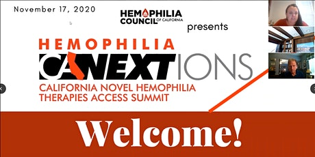 2021 Hemophilia caNEXTions Novel Therapies Summit tickets